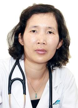 Dr. Tep Samphas